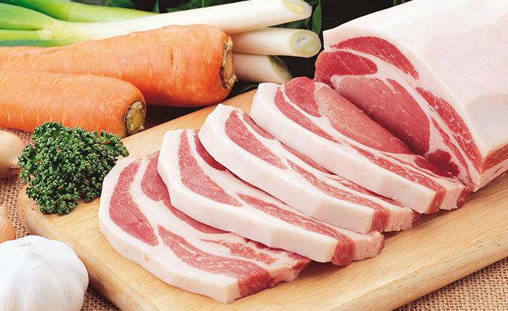 きなこ豚の豚肉